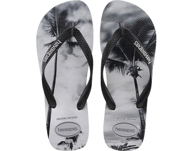 Havaianas Hype Ice Grey Top